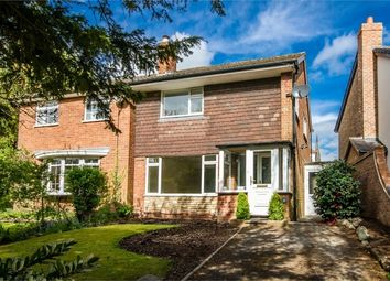 Thumbnail 3 bed semi-detached house for sale in The Pavement, Brewood, Staffordshire