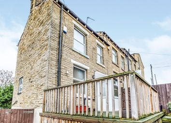 Thumbnail 1 bed end terrace house for sale in Eleanor Street, Rastrick, Brighouse