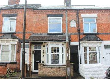 Thumbnail 2 bed terraced house for sale in Healey Street, South Wigston, Leicester