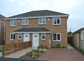 Thumbnail 3 bed semi-detached house for sale in Finch Road, Innsworth, Gloucester