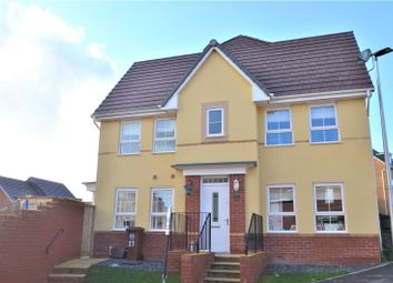 Thumbnail 3 bedroom semi-detached house for sale in Greystone Walk, Cullompton, Devon