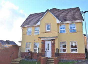 3 bed semi-detached house for sale in Greystone Walk, Cullompton, Devon EX15