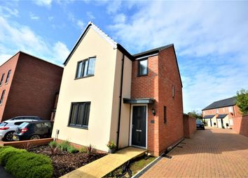 Thumbnail 3 bed detached house for sale in Walmer Close, Marina Park, Northampton