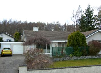Thumbnail 4 bed bungalow for sale in Strathspey Drive, Grantown-On-Spey