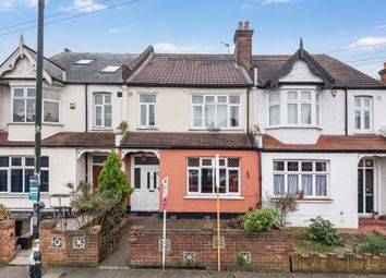 Thumbnail 3 bed terraced house for sale in Links Road, London