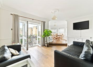 Thumbnail 2 bed flat to rent in Clayton House, 50 Trinity Church Road, Barnes