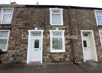 Thumbnail 2 bed terraced house for sale in Edward Terrace, Georgetown, Tredegar, Blaenau Gwent.