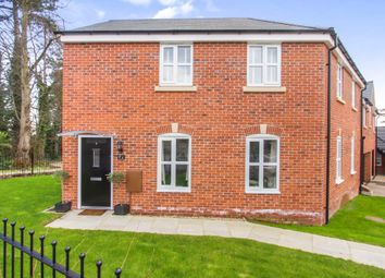 Thumbnail 2 bed flat for sale in Bradgate Close, Narborough, Leicester