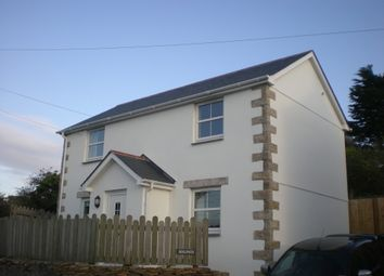 Thumbnail 3 bed detached house to rent in Lower West Tolgus, Redruth