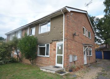 Thumbnail 2 bed flat to rent in Ormond Close, Fair Oak, Eastleigh