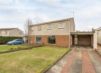 Thumbnail 3 bed semi-detached house for sale in Almondhill Road, Kirkliston