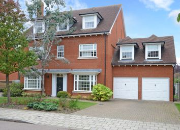 Thumbnail 7 bed detached house for sale in Jennings Close, St James Park, Surbiton