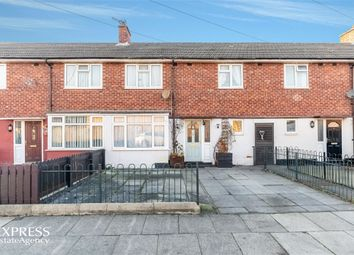 Thumbnail 3 bed terraced house for sale in Forest Moor Road, Darlington, Durham