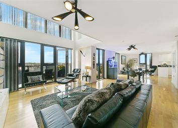 Thumbnail 3 bedroom flat for sale in Jubilee Heights, Parkside Avenue, London