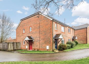 Thumbnail 2 bed flat for sale in Roberts Way, Cranleigh, Surrey