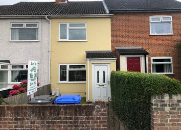 Thumbnail 3 bed terraced house to rent in The Avenue, Pakefield