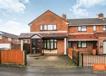 Thumbnail 3 bed terraced house for sale in Sadler Road, Brownhills, Walsall