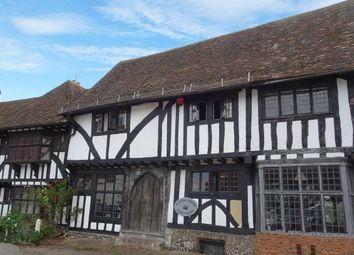 Thumbnail 3 bed property for sale in Tudor Lodge, The Square, Chilham, Canterbury, Kent
