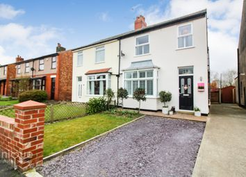 Thumbnail 3 bed semi-detached house for sale in Mellor Road, Kirkham