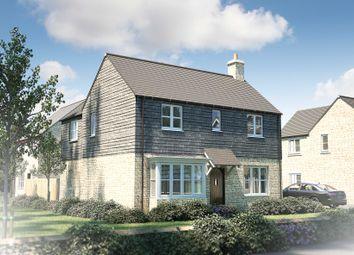 "Thumbnail 4 bed detached house for sale in ""The Caulke Sp"" at Barracks Road, Modbury, Ivybridge"