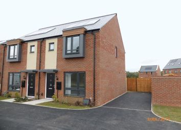 Thumbnail 3 bed semi-detached house to rent in Sapphire Road, Bishops Cleeve, Cheltenham
