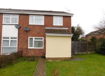 Thumbnail 3 bedroom semi-detached house for sale in Purcell Road, Stowmarket