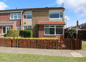 Thumbnail 3 bed terraced house for sale in Egton Close, Redcar