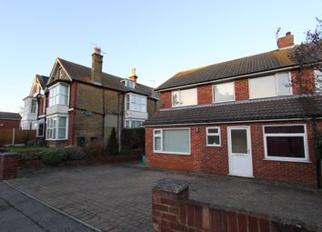 Thumbnail 3 bed semi-detached house for sale in St Richards Road, Deal
