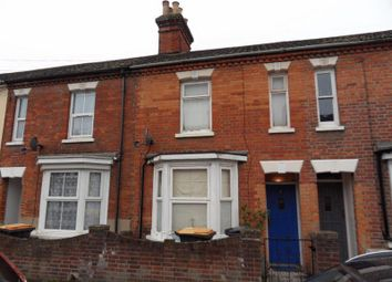 Thumbnail 3 bed terraced house to rent in Salisbury Street, Bedford