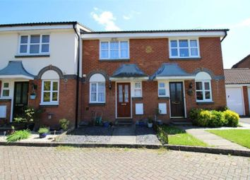 Thumbnail 2 bed terraced house to rent in Rose Gardens, Southwood, Farnborough, Hampshire