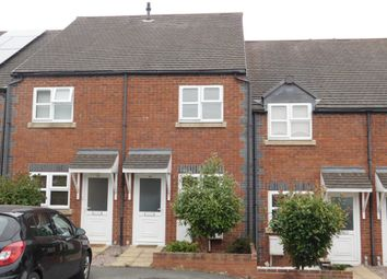 Thumbnail 3 bed town house for sale in Burton Road, Castle Gresley