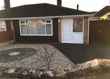 Thumbnail 2 bed bungalow to rent in Epworth Road, Rhyl