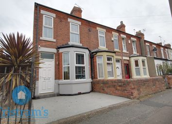 Thumbnail 2 bed end terrace house for sale in Humber Road, Beeston, Nottingham