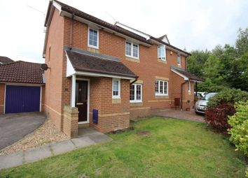 Thumbnail 3 bedroom end terrace house to rent in Francis Gardens, Warfield, Bracknell, Berkshire