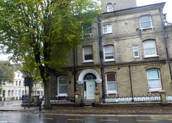 Thumbnail 1 bed flat to rent in Eaton Road, Hove