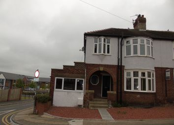 Thumbnail 3 bed semi-detached house for sale in West View, Ashington