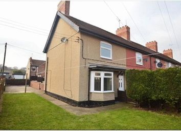 Thumbnail 1 bedroom property to rent in Central Drive, Shirebrook, Mansfield