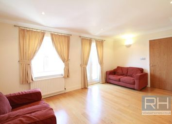 Thumbnail 1 bed flat to rent in Leslie Road, London