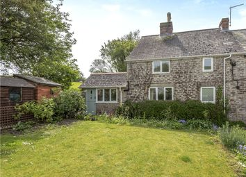 Thumbnail 2 bed semi-detached house for sale in Churchayes, Bridport, Dorset
