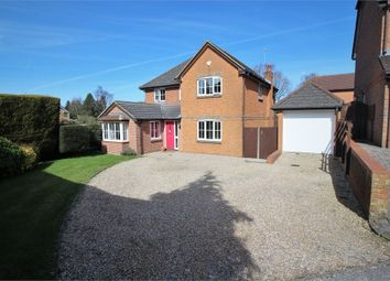 Thumbnail 4 bed detached house for sale in Chaffinch Close, Tilehurst, Reading, Berkshire
