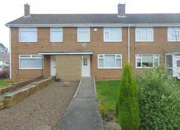 Thumbnail 3 bed link-detached house to rent in Rowedge Walk, Westerhope, Newcastle Upon Tyne