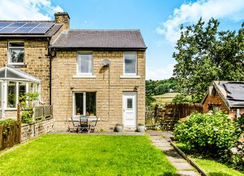 Thumbnail 3 bedroom end terrace house for sale in Darbyfields, Golcar, Huddersfield