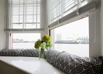 Thumbnail 2 bed flat to rent in Cold Harbour, London