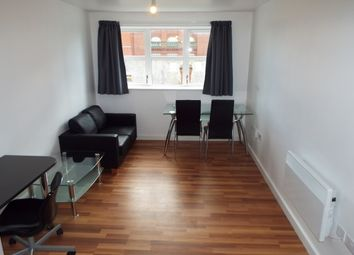Thumbnail 1 bed flat to rent in Erskine Street, Leicester