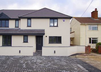 Thumbnail 3 bedroom semi-detached house for sale in Station Road, Yate, Bristol