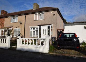 Thumbnail 3 bed end terrace house for sale in Martin Road, Becontree, Dagenham