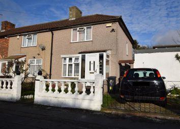 Thumbnail 3 bedroom end terrace house for sale in Martin Road, Becontree, Dagenham