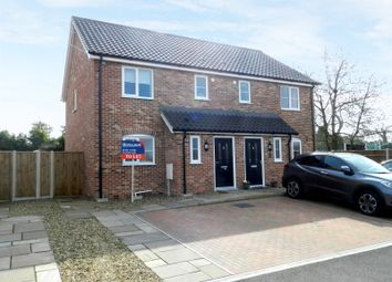 Thumbnail 3 bedroom property to rent in Queens Head Close, Thurlton, Norwich