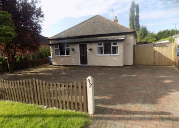 Thumbnail 3 bed bungalow for sale in Willingham Road, Knaith Park, Gainsborough