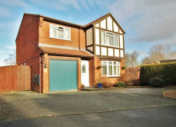 Balmoral Crescent, Oswestry SY11. 4 bed detached house for sale